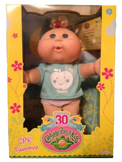 Cabbage Patch Kids Cpk Recién Nacidos Cpk Sweet Allegra Ki