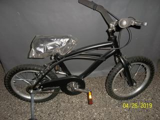 Bicicleta Playera Rodado 16 Varon