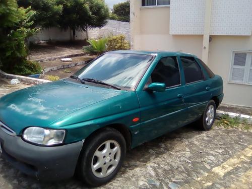 Ford Escort Zetec Glx 16v 1997