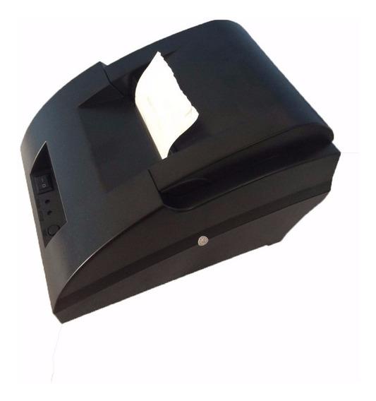 Impressora Térmica Usb Ticket Cupom 58mm Cupom Não Fiscal