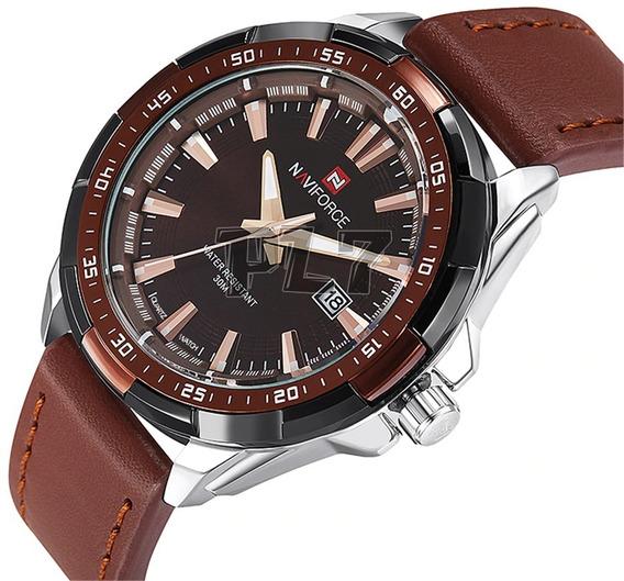 Relógio Naviforce Masculino Original Importado 9056