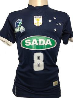 Camisa Sada Cruzeiro 2018 Frete Gratis