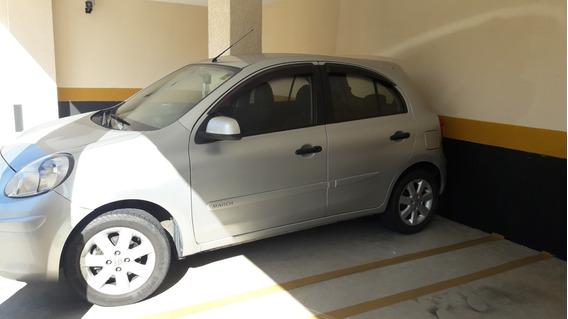 Nissan March 1.6 Sv Flex - 2012/2011