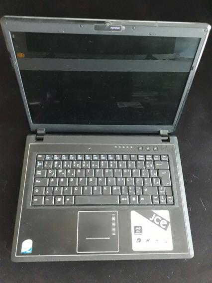 Notebook Jle 432 - 4gb De Ram Sem Hd - Tudo Funcionando