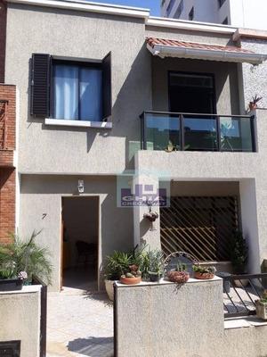 Sobrado Com 2 Dormitórios À Venda, 120 M² Por R$ 660.000 - Mooca - São Paulo/sp - So0128