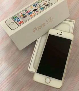 iPhone 5s 16g Original Desbloqueado Perfeito Estado
