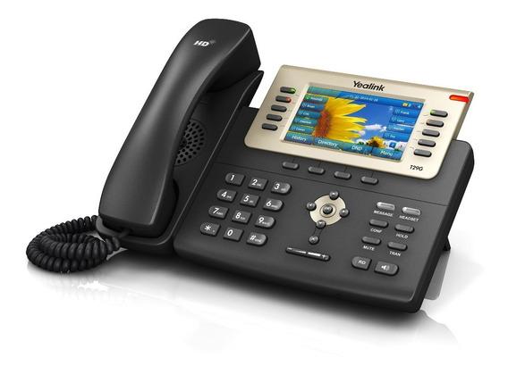 Teléfono Ip Yealink T29g, Poe, Giga, Centrales Ip Asterisk