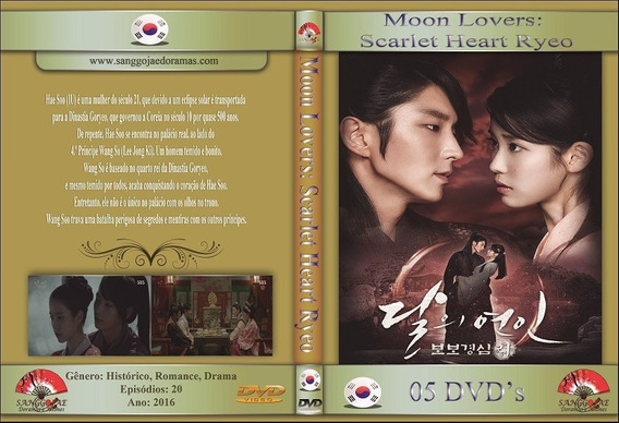 Dorama Kdrama Moon Lovers Scarlet Heart Ryeo