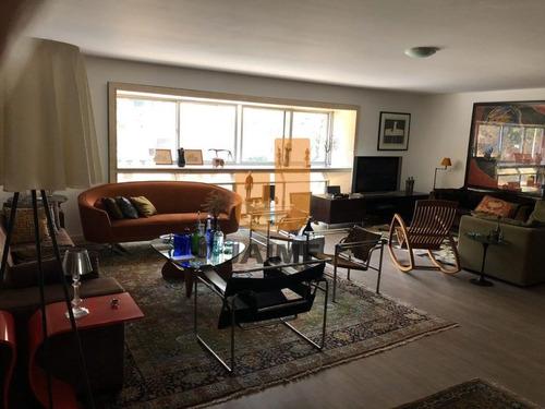 Apartamento À Venda Em Rua General Jardim, Higienópolis, Com 3 Quartos, 219 M² - Ja16553