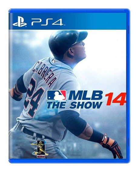Mlb The Show 14 Ps4 Mídia Física Pronta Entrega