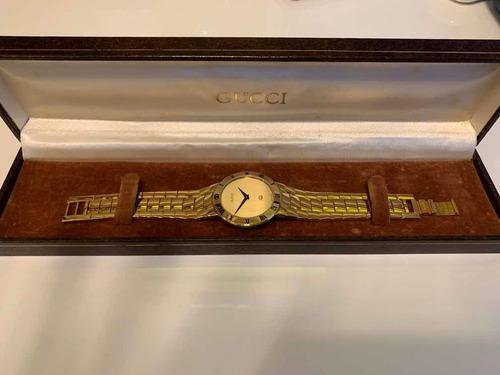 Relógio Gucci 3300m Original Na Caixa