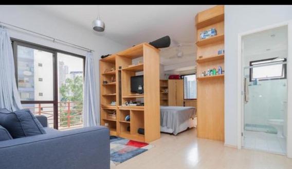 Loft Em Morumbi, São Paulo/sp De 51m² 1 Quartos À Venda Por R$ 307.000,00 - Lf189791
