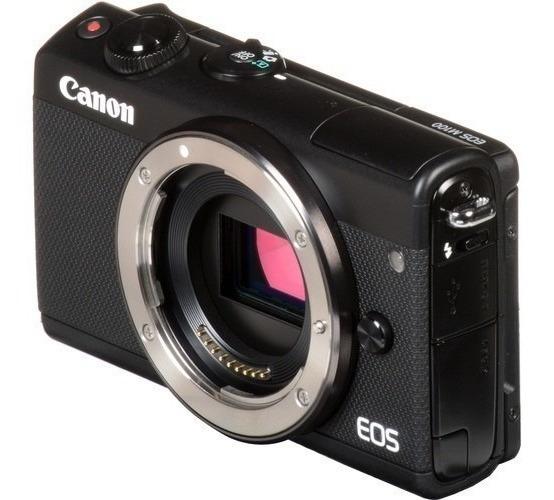 Camera Canon M100 (corpo) 699,00 A Vista (leia A Descrição)
