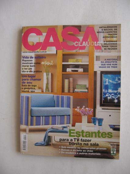Revista Casa Claudia - Nº 502 - Estantes