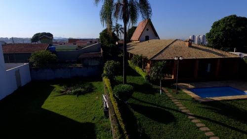 Casa Estilo Chalé Chácara Jundiaí Vila Aparecida