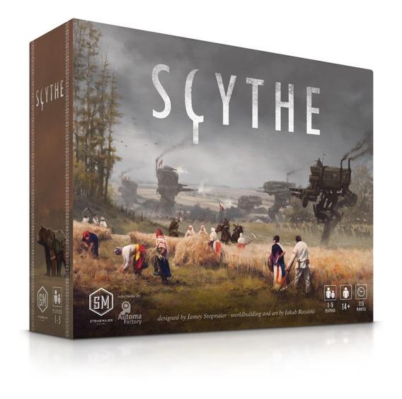 Scythe - Pt Br - Ludofy Creative