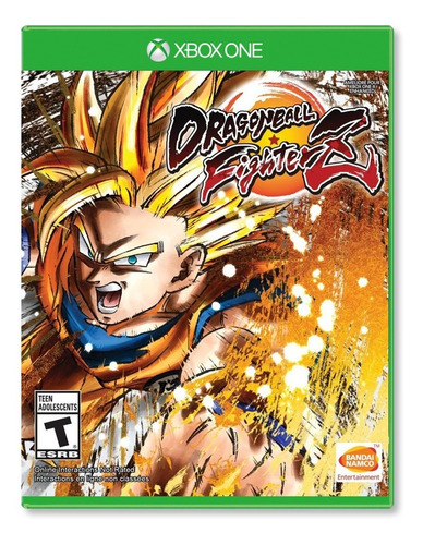 Imagen 1 de 4 de Dragon Ball Fighter Z - Xbox One