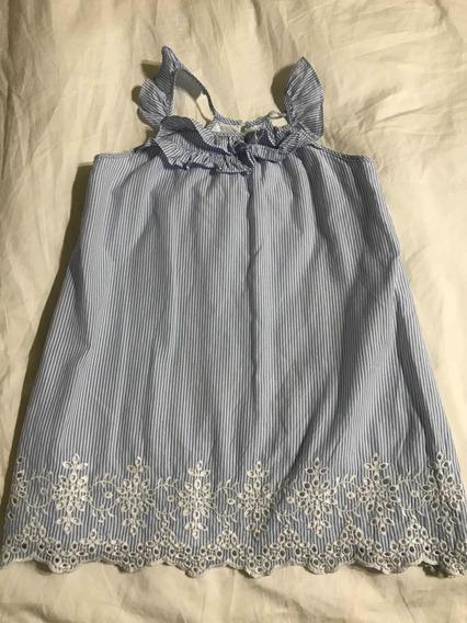 Vestido Celeste Paula Cahen D.