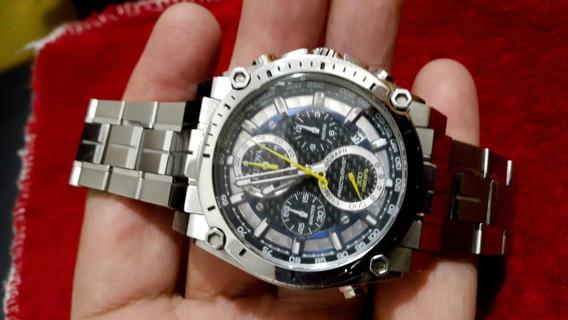 Relógio Bulova Precisionist 96b175 Champlain Excelente Orig