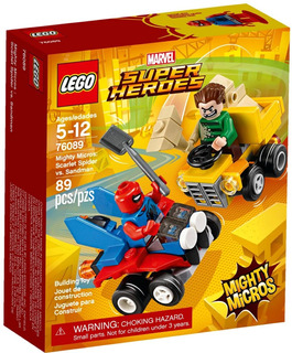 Lego 76089 Mighty Micros