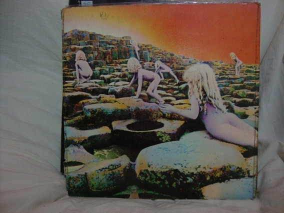 Vinilo Led Zeppelin Houses Of The Holy P1