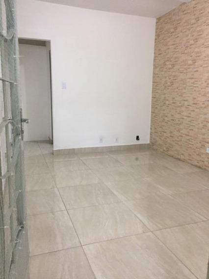 Casa Com 1 Dormitório Para Alugar, 35 M² Por R$ 1.100,00/mês - Parque São Domingos - São Paulo/sp - Ca0337