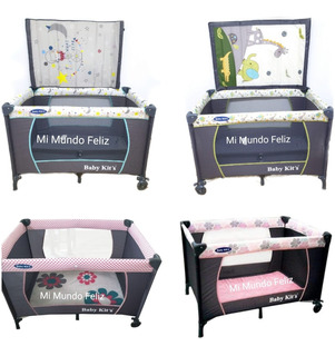 Corral Corralito Para Bebe Niño Niña Baby Kits