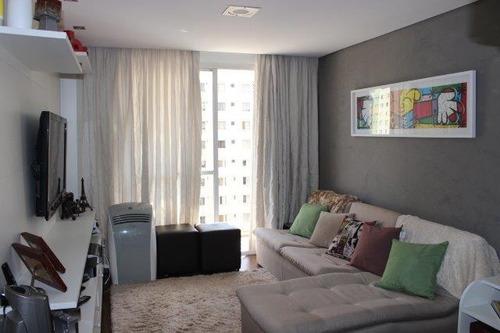 Imagem 1 de 17 de Apartamento Com 03 Dormitórios E 73 M² A Venda Na Vila Campestre, São Paulo   Sp. - Ap30414v