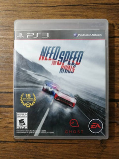 Need For Speed Rivals Playstation 3 Ps3 Gran Estado !!