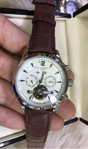 Relógio Patek Philippe Premium Máquina Importada