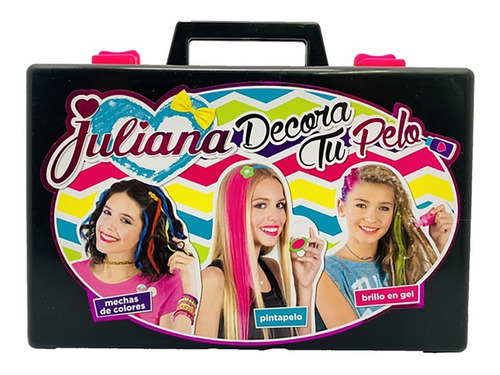 Juliana Valija Decora Tu Pelo Grande Original Tv Bigshop