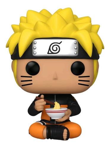 Boneco Funko Pop Naruto Shippuden Naruto Com Lámen 823