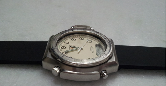 Relógio Citizen Alticron C040 Vintage