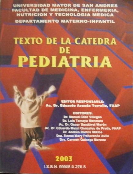 Texto De La Catedra De Pediatria Eduardo Aranda Tor