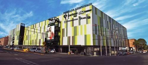 Pabellón Azcapotzalco Renta Local L121 De 107.13mts $20,000