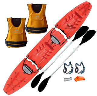 Kayak Doble Desarmable Oahu Sportkayaks Modular Emp Nautica