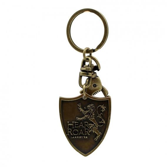 Chaveiro De Metal Game Of Thrones Lannister 10070885
