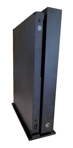 Base Stand Vertical Xbox One X +ventilacion + Antideslizante
