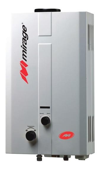 Boiler De Paso Calentador Mirage Gas Lp 6 Litros + Envio