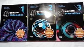 Coleção Contato Matemática - Manual Professor