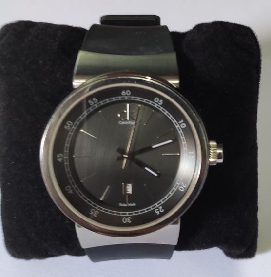 Relógio Calvin Klein Sapphire Crystal - Preço Minimo