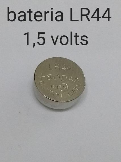 Bateria Lr44 Ag13 Lr1154 1,5 Volts Embalagem Com 10pçs