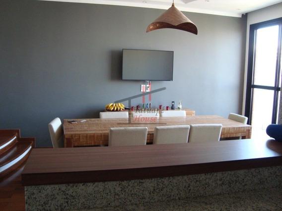 Apartamento - Tatuape - Ref: 6877 - V-6877