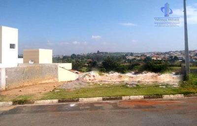 Terreno Residencial À Venda, Condomínio Residencial São Lourenço, Valinhos. - Te0589