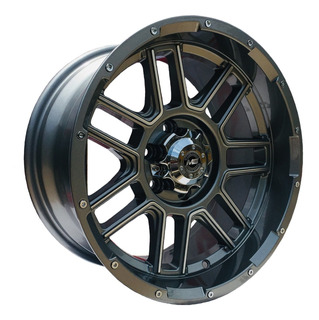 Rines 16 6/114.3 Nissan Np300 Frontier 2016/2019 (4 Rines)