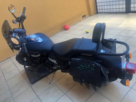 Superlight 200 Cc Keeway 2019