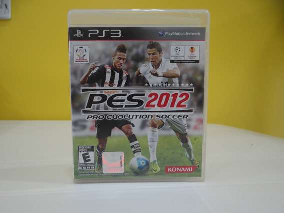 Pes 2012 - Ps3 - Completo!