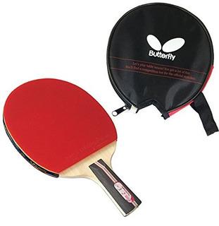 Mariposa 302 Chinos Penhold Tabla Raqueta De Tenis Set - 1 P