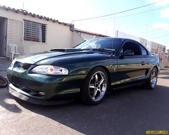 Ford Mustang Sincrónico