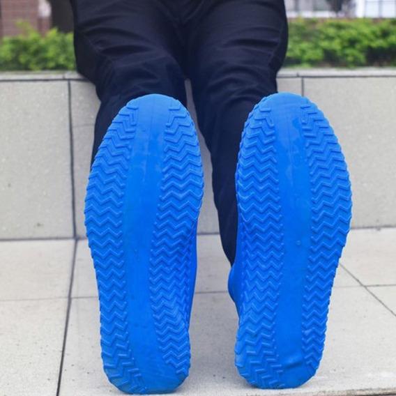 Capa De Chuva Para Tenis Sapato Motoqueiros Ciclistas